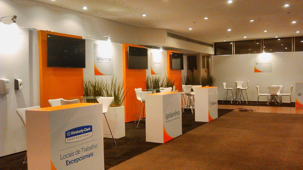 Meetings e Espaços Para Patrocinadores